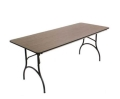 8 foot x 30 inch Laminate Top Table