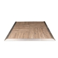 Distressed Oak Dance Floor