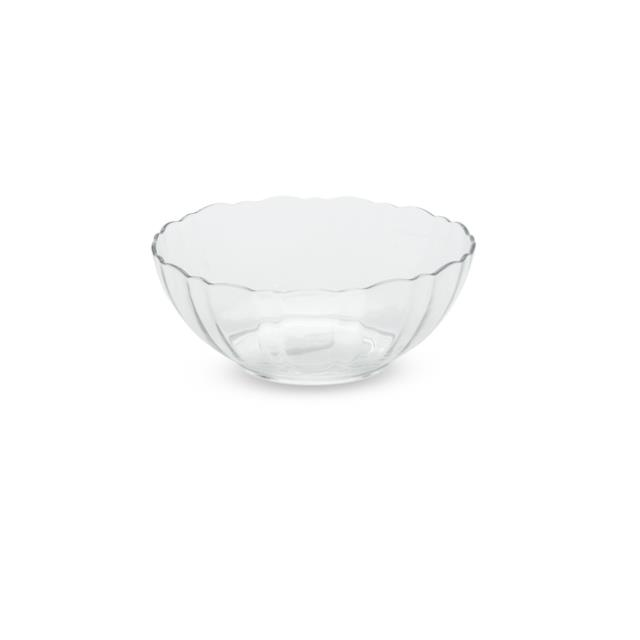 6 cup 8 inch Glass Serving Bowl