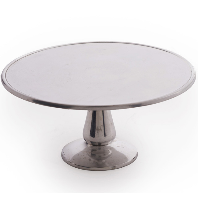 12 inch Aluminum Cake Stand