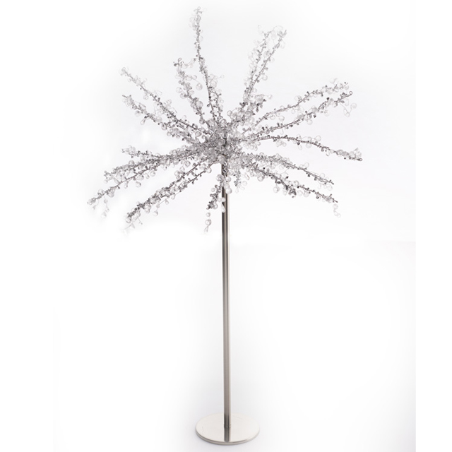 36 inch Crystal Tabletop Tree