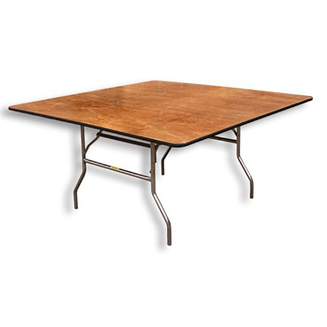 60 x 60 inch Square Table