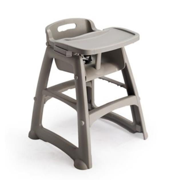 Poly Stacking Highchair