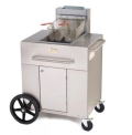 Two-Basket LP Deep Fryer