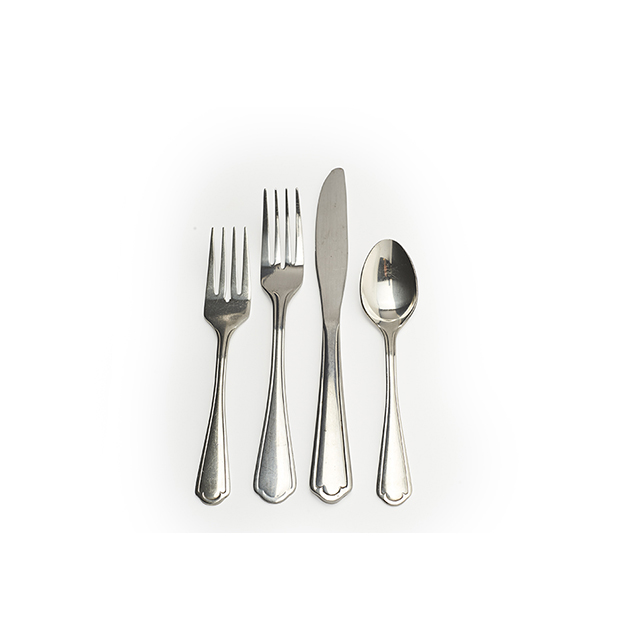 Lincoln Stainless Steel Flatware Pattern
