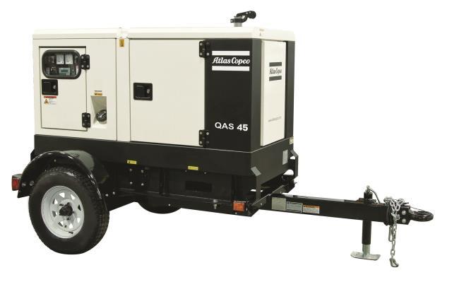 45,000 Watt Generator