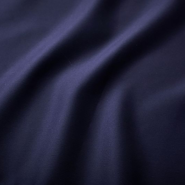 Navy Blue Satin Tablecloths