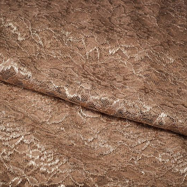 Taupe Lace Tablecloths