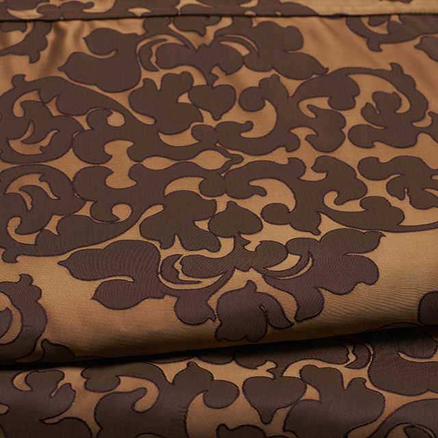 Taupe Damask Tablecloths