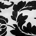 Black and White Damask Tablecloths