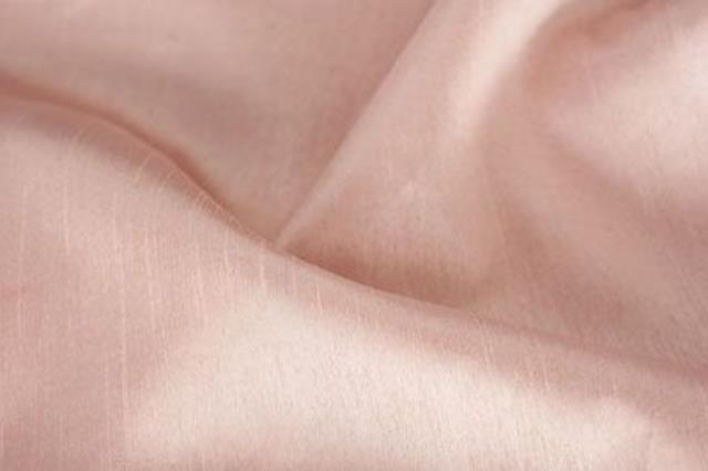 Blush Dupioni Tablecloths