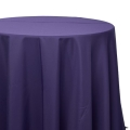 Purple Poly Tablecloths