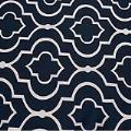 Navy Blue Gatsby Satin Napkin Pack of 12