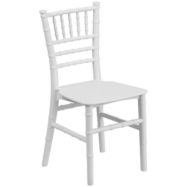 White Chiavari Child Chair