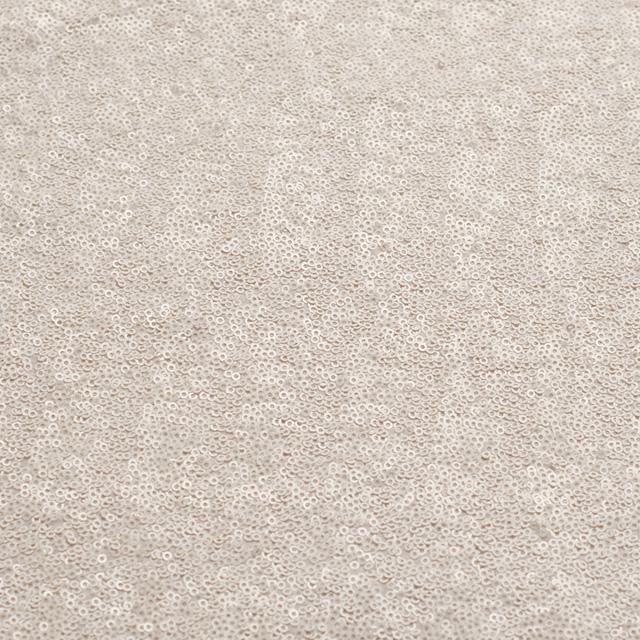 White Glitz Tablecloths