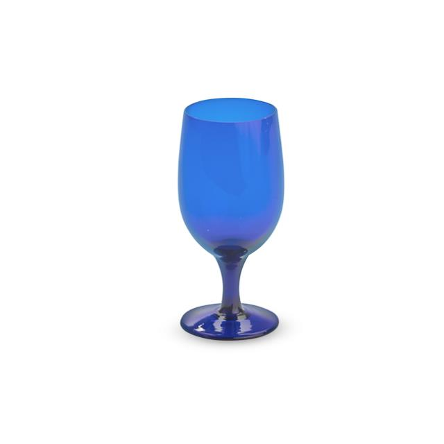 Cobalt 15 ounce Goblet Rack of 25