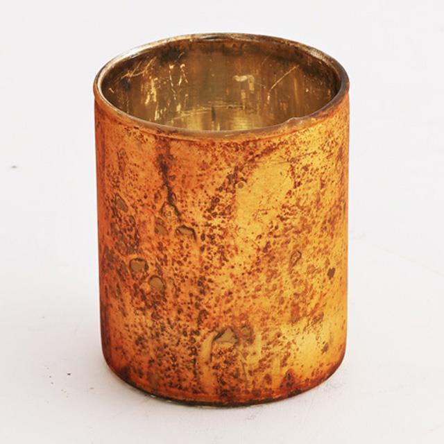 Copper Mercury Vases