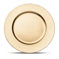 13 inch Round Gold Charger