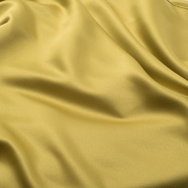 Citron Green Satin Tablecloths