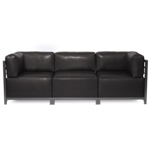 Axis Couch w/ Titanium Frame