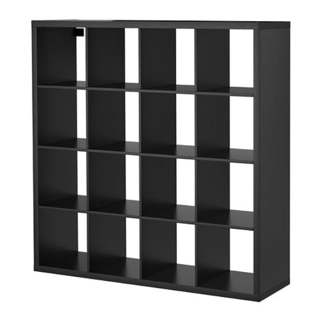 Black Back Bar Shelf