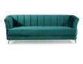 Green Velvet Chesterfield Couch