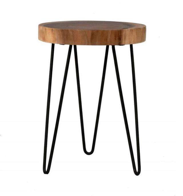 Wood End Table 13