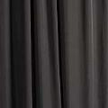 4.5 x 20 foot Black Spandex Drape