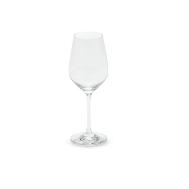 9.4 ounce White Wine Forte Glass, Rack of 25