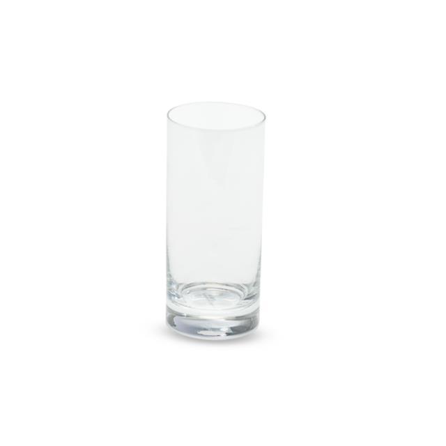 16 ounce Hi Ball Glass Rack of 25