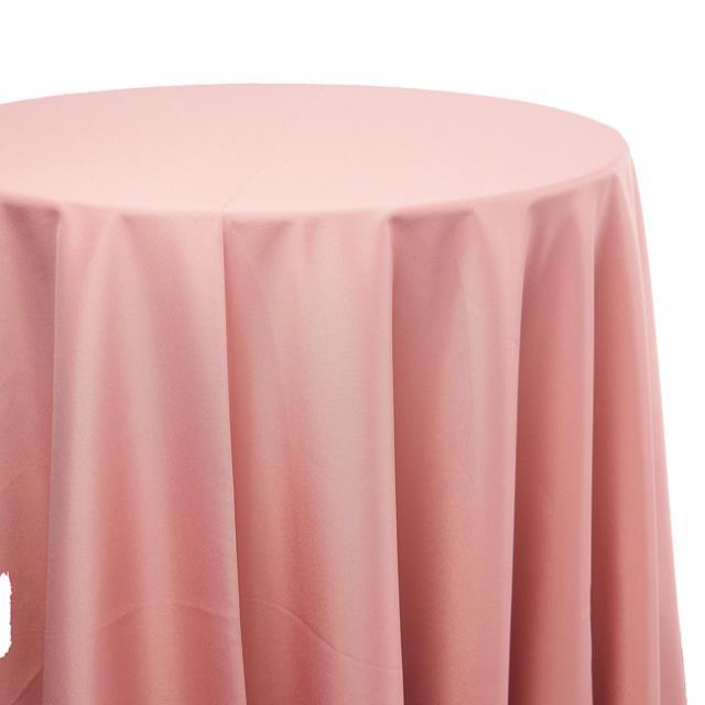 Mauve Poly Tablecloths