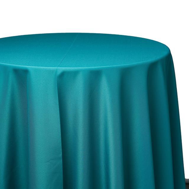 Teal Poly Tablecloths