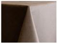 Taupe Velvet Tablecloths