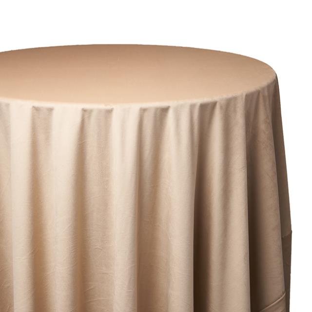 Cashmere Velvet Tablecloths