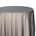 Smoke Velvet Tablecloths