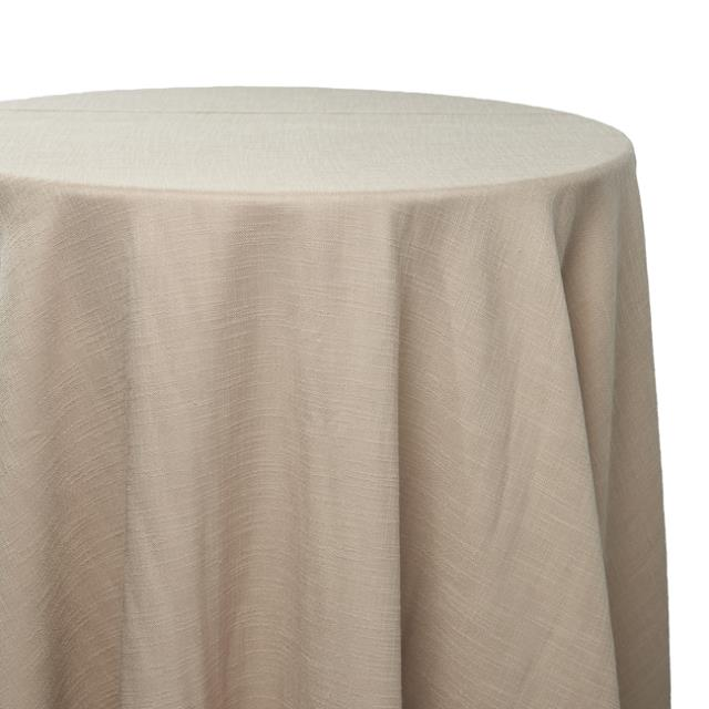 Taupe Panama Tablecloths