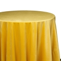 Sunshine Velvet Tablecloths