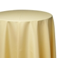 Goldenrod Poly Tablecloths