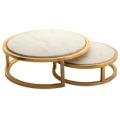 Round Castella Marble Plate