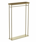 """31.5"""" Brentmore Gold Stand"""