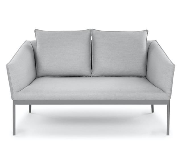 Palo Sula Gray Couch
