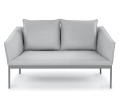 Palo Sula Grey Couch