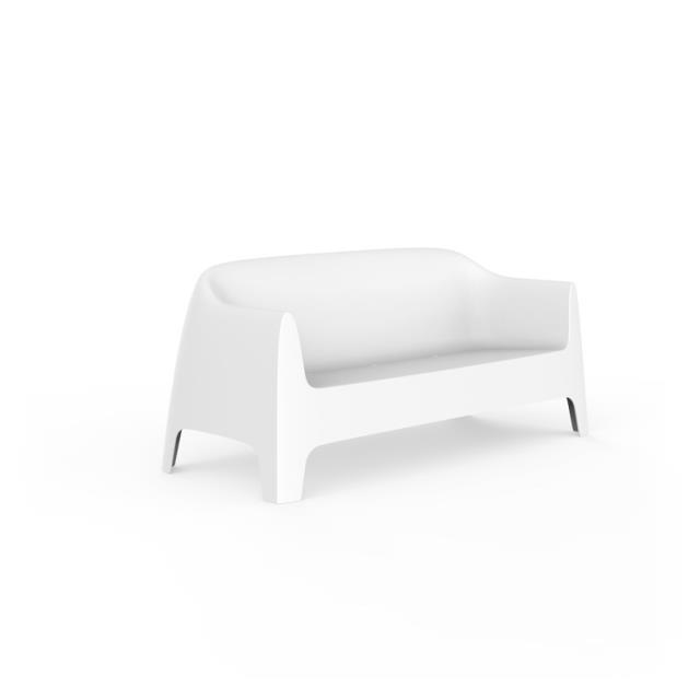White Lounge Sofa