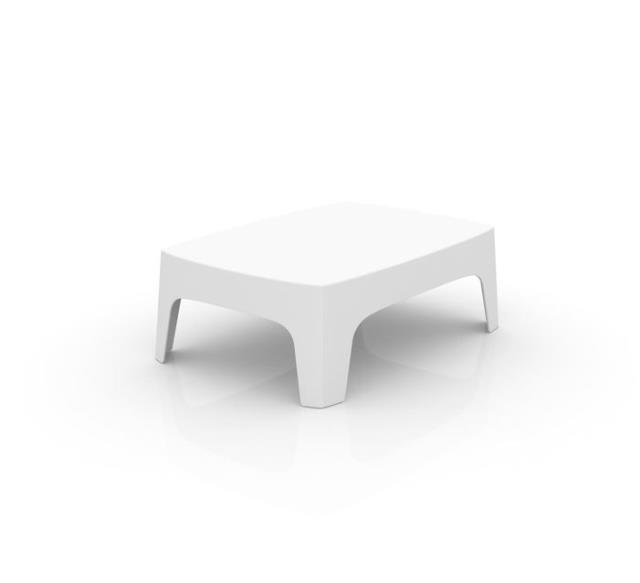 White Lounge Coffee Table