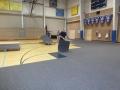 "Charcoal Carpet Tiles 39.37"" x 78.74"""