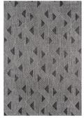 9 x 12 Charcoal Loom Rug