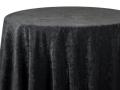 Black Velvet Tablecloths