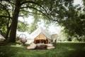 Glamping Tent, 6m 1 Door