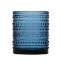 10 ounce Blue Jupiter Glass Rack of 25