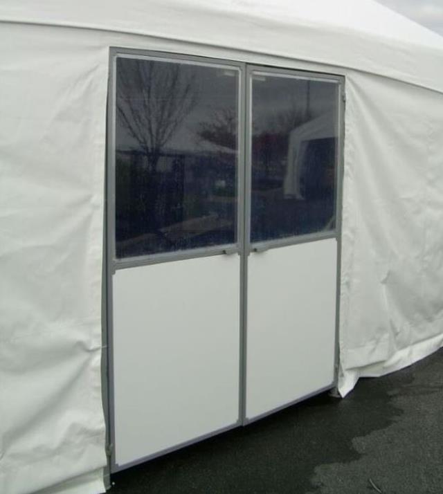 Tent Door, Double Vinyl